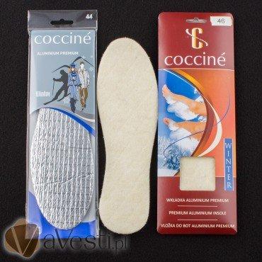 COCCINE ALUMINIUM PREMIUM wkładka do butów